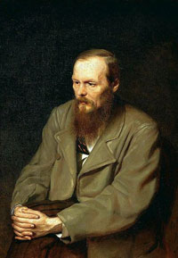Image of Dostoyevsky in 1872